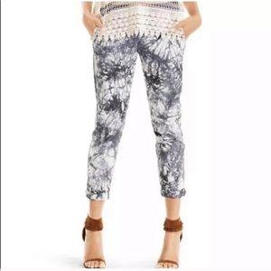 NWT CAbi marble print pants - size medium